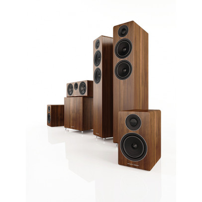 Acoustic Energy AE300 Series 5.1 Package – Walnut