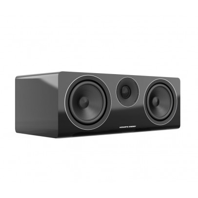 Acoustic Energy AE307-PGB Centre Channel Speaker – Piano Gloss Black