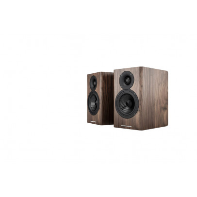Acoustic Energy AE500 & Reference Speaker Stand Package – American Walnut