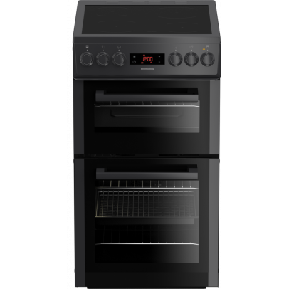 Blomberg HKS900N 50cm Double Oven Electric Cooker – Anthracite