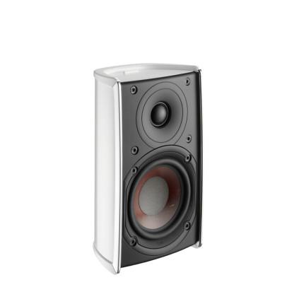 Dali Fazon Mikro Ultra-Compact Speaker – High Gloss White