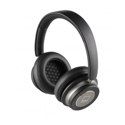 Dali IO-6 Wireless Noise-Cancelling Over-Ear Closed-Back Headphones – Iron Black
