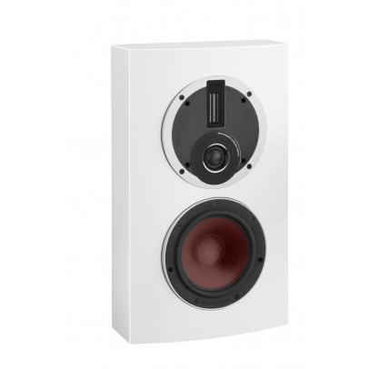 Dali Rubicon LCR Single On-Wall Speaker – Gloss White