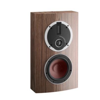 Dali Rubicon LCR Single On-Wall Speaker – Walnut