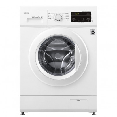 LG F4MT08WE 8Kg Direct Drive Washing Machine