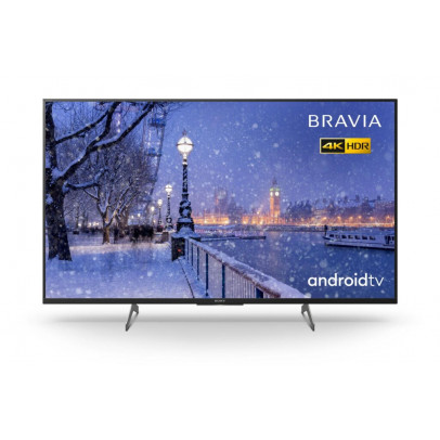 Sony KD-49XH8505BU 49″ 4K UHD 'Smart' Television