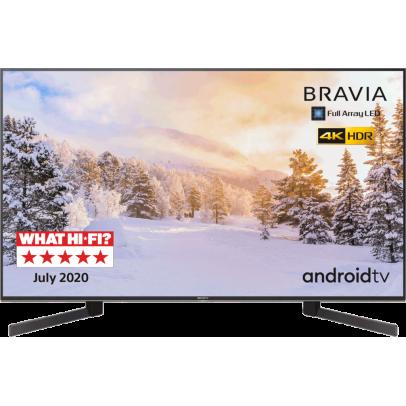 Sony KD-49XH9505BU 49″ Full Array 4K UHD 'Smart' Television