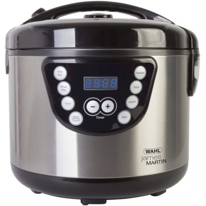 Wahl ZX916 'James Martin' Digital Multi-Cooker – Stainless Steel