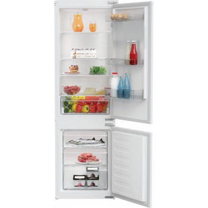 Zenith ZICSD373 Integrated 70/30 Fridge Freezer