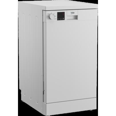 Beko DVS05C20W Slimline Dishwasher – White