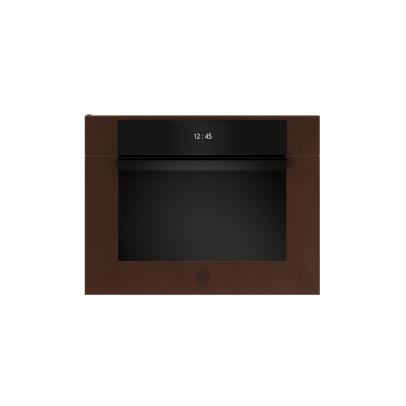 Bertazzoni F457MODMWTC 45cm 'Modern Series' Combination Microwave – Copper