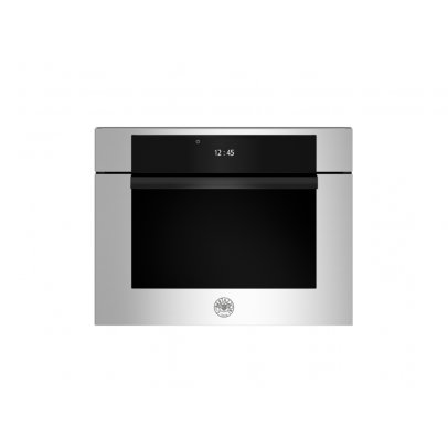 Bertazzoni F457MODMWTX 45cm 'Modern Series' Combination Microwave – Stainless Steel
