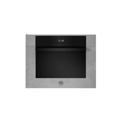 Bertazzoni F457MODMWTZ 45cm 'Modern Series' Combination Microwave – Zinc