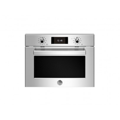 Bertazzoni F457PROMWTX 45cm 'Professional Series' Combination Microwave – Stainless Steel
