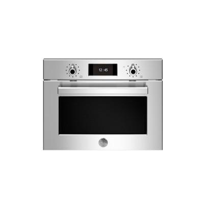 Bertazzoni F457PROVTX 45cm 'Professional Series' Combination Steam Oven – Stainless Steel