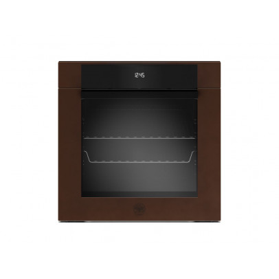 Bertazzoni F6011MODVLC Built-In 'Modern Series' Single Steam Assist Oven with LCD Display – Copper