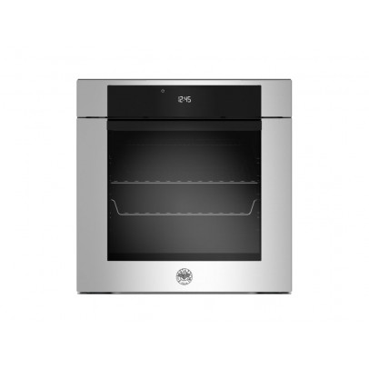 Bertazzoni F6011MODVLX Built-In 'Modern Series' Single Steam Assist Oven with LCD Display – Stainless Steel