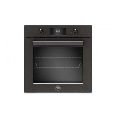 Bertazzoni F6011PROVLN Built-In 'Professional Series' Single Steam Assist Oven with LCD Display – Carbonio