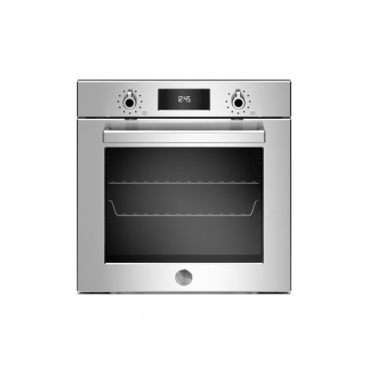 Bertazzoni F6011PROVLX Built-In 'Professional Series' Single Steam Assist Oven with LCD Display – Stainless Steel