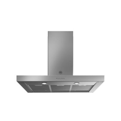 Bertazzoni KT90MAS1XB 90cm 'Master Series' Flat Chimney Hood – Stainless Steel