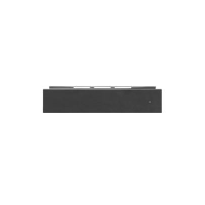 Bertazzoni WD60HERNE 14cm 'Heritage Series' Warming Drawer – Matt Black