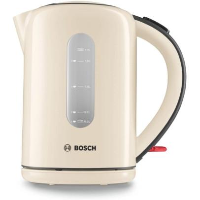 Bosch TWK76075GB 1.7L 'Village' Jug Kettle – Cream