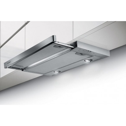 Faber Maxima EV8 LED AM/X A60 60cm Telescopic Hood – Stainless Steel