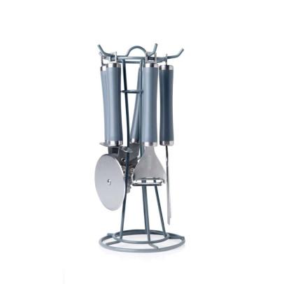 Haden 194084 4-Piece 'Perth' Gadget Set – Slate Grey