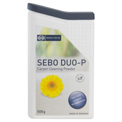 Sebo 0478 Duo-P Clean Box Carpet Cleaning Powder