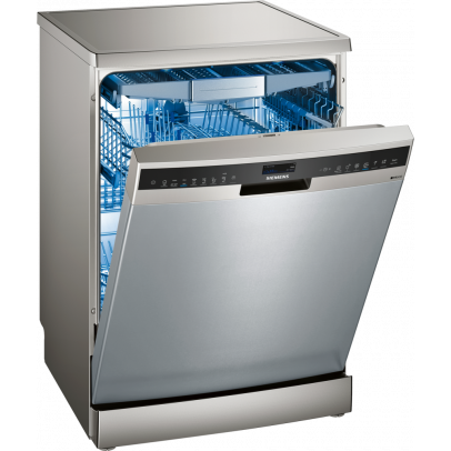 Siemens SN258I06TG Dishwasher with Cutlery Tray & Zeolith – Stainless Steel