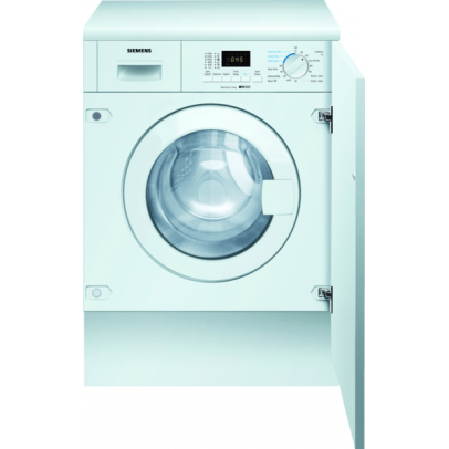 Siemens WK14D322GB Integrated Washer Dryer