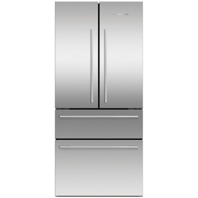 Fisher & Paykel RF523GDX1 79cm French Door Frost Free Fridge Freezer – Stainless Steel