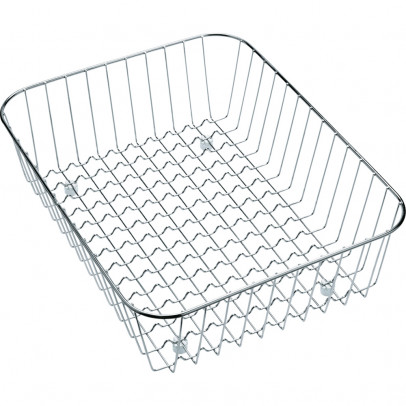 Franke 112.0007.664 Stainless Steel Drainer Basket For Argos AGX & Epos EOX Sinks