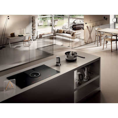 Elica NT-ONE-DO 83cm Venting Induction Hob – Duct Out Version