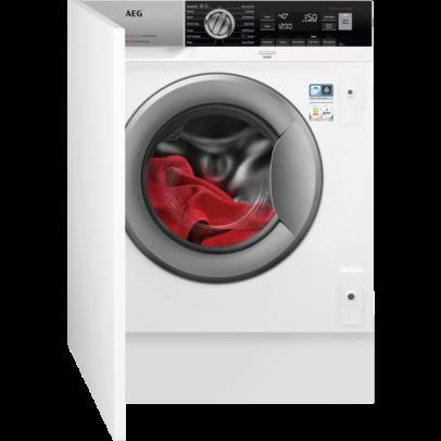 AEG L8FC8432BI Integrated 8Kg Washing Machine with ProSteam