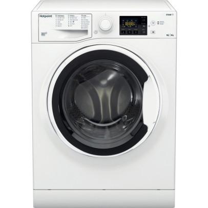 Hotpoint RDGE9643WUKN Washer Dryer with Steam