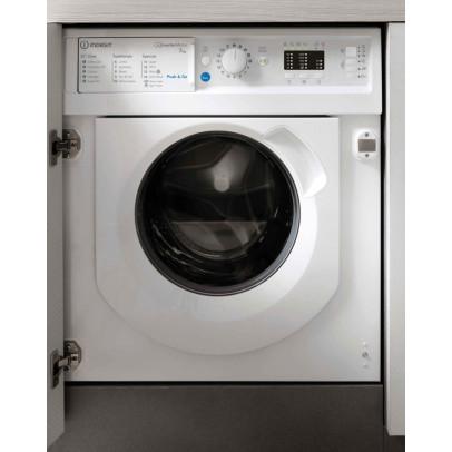 Indesit BIWMIL71252UKN Integrated 7Kg Washing Machine