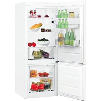 Indesit LI61S1EWUK 60cm Fridge Freezer – White