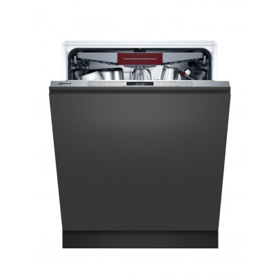 Neff S155HCX27G Integrated Dishwasher with Cutlery Tray