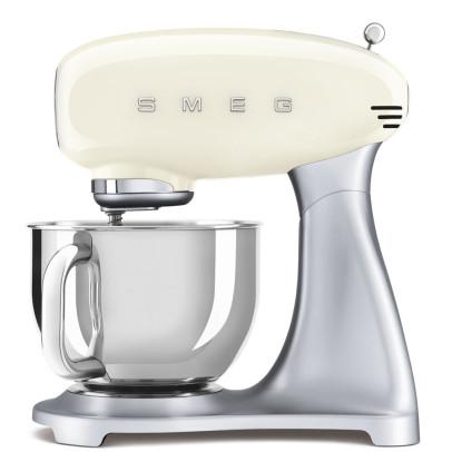 Smeg SMF02CRUK 800W Retro Stand Mixer – Cream