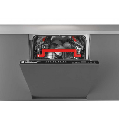 Hoover HDIN4D620PB-80E Integrated Dishwasher