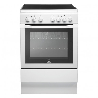 Indesit I6VV2AW 60cm Electric Cooker – White