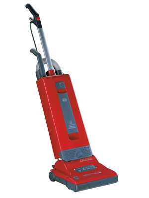 Sebo 90578GB X4 Red Eco Vacuum Cleaner