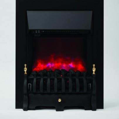 Be Modern Camberley Inset Fire – Black