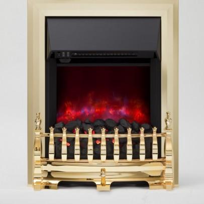 Be Modern Camberley Inset Fire – Brass