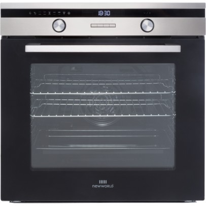 New World Suite 60MF Built-In Single Oven – Stainless Steel