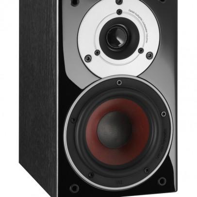 Dali Zensor Pico Compact Bookshelf Speaker – Black Ash