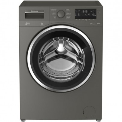 Blomberg LWF28442G 8Kg Washing Machine – Graphite