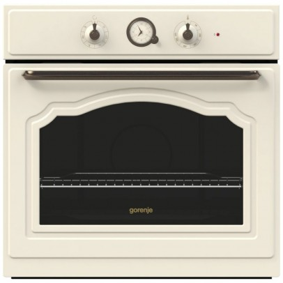 Gorenje BO73CLI Built-In 'Classico' Single Oven – Ivory