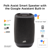 Polk Assist-B Smart Speaker - Black